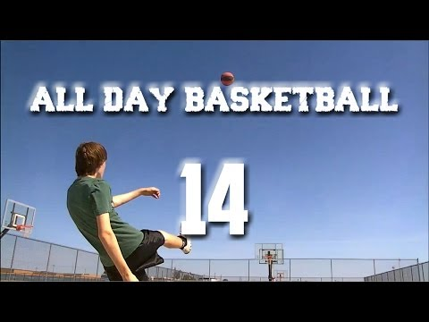 All Day Basketball - Amazing Basketball Trick Shots 14