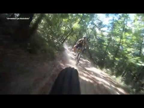 Aventuri pe bicicleta : Prinderea Iepurelui prin Muntii Zarandului