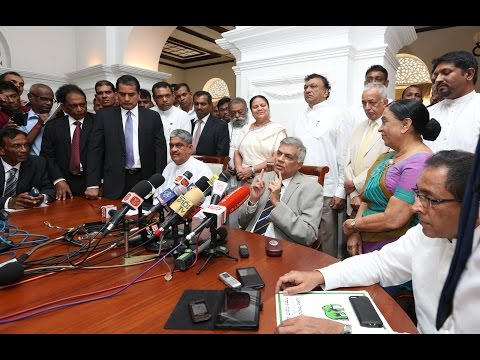 SF joins with UNF with Sri Lanka president's blessings