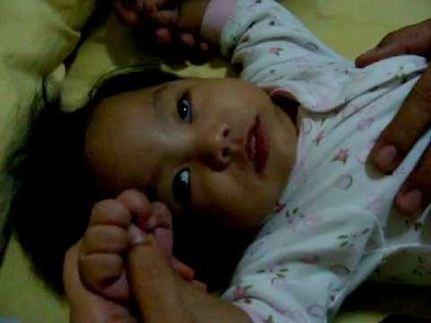 Anya's Infantile Spasms At 5.5 Months