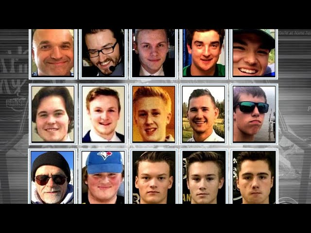 Canada mourns 15 members of junior hockey team killed