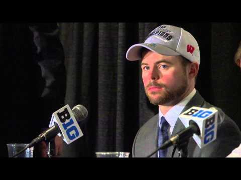 Men's Hockey Post Game Press Conference (Big Ten Championship) - 3/23/14