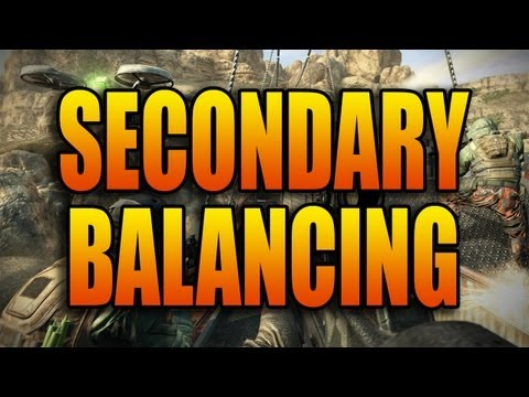 Black Ops 2 Gun Balancing, Multiplayer Patches, and more! (COD BO2 Secondary Nerf Update)