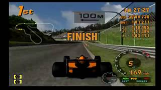 Gran Turismo 3 Playthrough Part 101! Part 2 of Race 8 in the Formula 1 GT CHampionship! Close race!