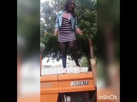 UNSEEN Footage: The Gandaganda Dance On A Real Gandaganda | Babes Wodumo thumbnail