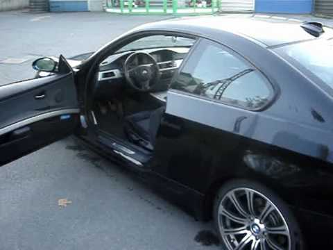 bmw coup 320d pack m sportdesign e92 video 02 youtube. Black Bedroom Furniture Sets. Home Design Ideas