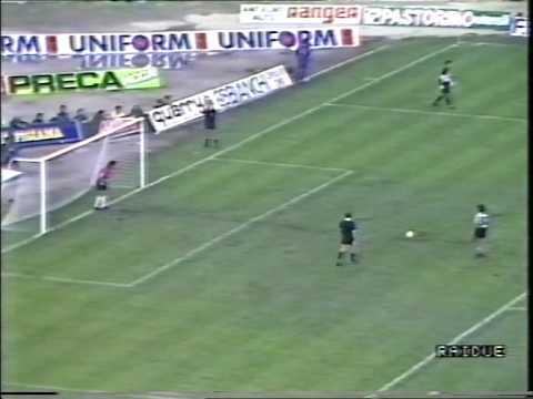 Napoli - Sporting Lisbona (4-3 dcr), uefa, 1989-90