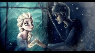 ❅ Jack Frost and Queen Elsa ❅  Let it Go (Jelsa)