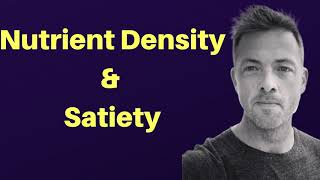 Marty Kendall on Optimizing Nutrient Density and Satiety