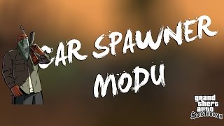GTA San Andreas - Car Spawner Modu