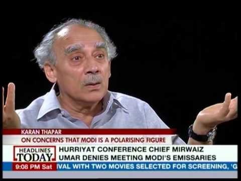 Nothing but the Truth with Karan Thapar: Arun Shourie springs to Modi's defence