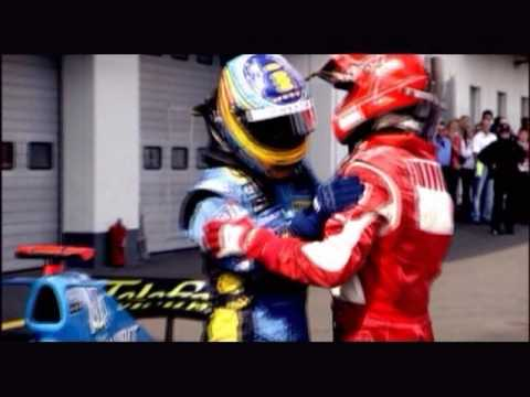 Gladiator Fernando Alonso for Ferrari 2011!!!! Successor of Michael Schumacher!!!