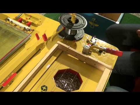 Μελισσοκομική πατέντα - μηχανή Beemaster Plus
