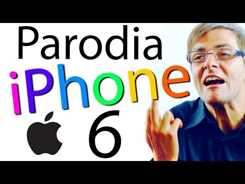 PARODIA IPHONE 6 E APPLE WATCH - iPantellas