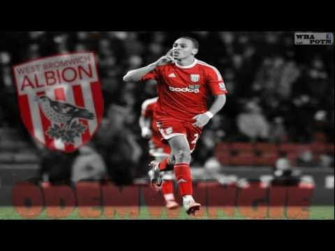 Peter Odemwingie  West Brom Goals Tribute  HD