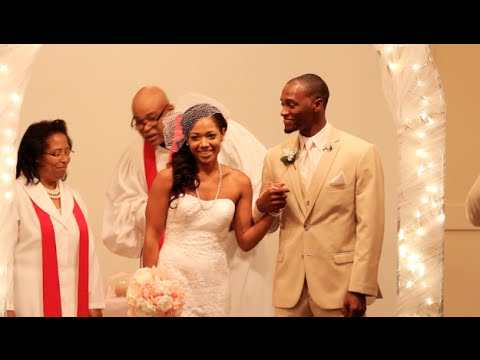 Tiffany & Tj Wedding Ceremony