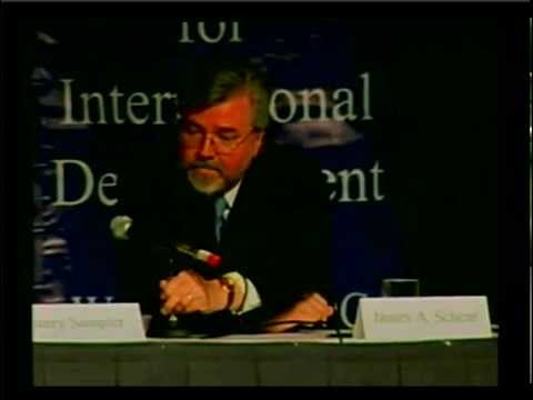2009 Annual Conference: Plenary Session on Post-Conflict Recovery and Reconstruction  (FULL VIDEO)