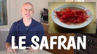 Safran : épice et plante médicinale