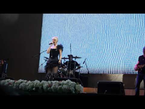открытие концерт Холл-Одесса.. Валерия Нежность моя