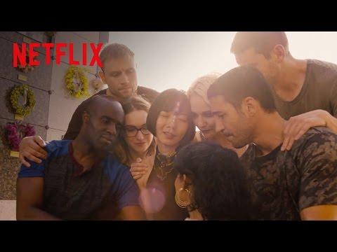 Sense8 | Officiële trailer seizoen 2 | Netflix