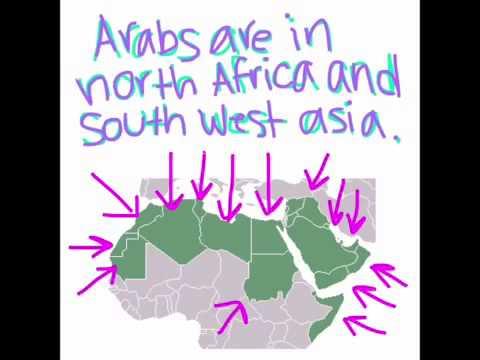 The Arab Ethnicity by: Leagan Wilson & Christina Rodriguez