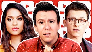 WOAH! Fake Crime EXPOSED, Lilly Singh Backlash, Carson King Reporter Fired, Tom Holland & More