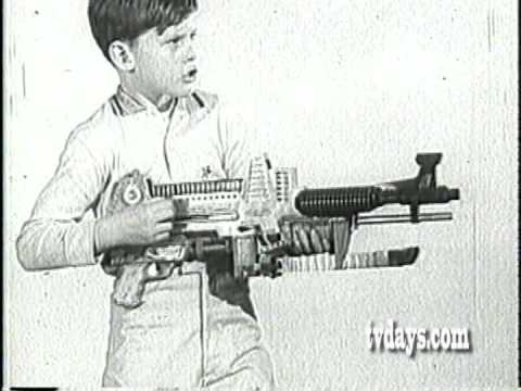 JOHNNY SEVEN OMA TOY GUN CLASSIC TV SHOWS COMMERCIALS CARTOONS on DVDS at TVDAYS.com