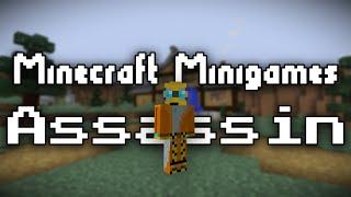 Minecraft Minigames Ep.1: Assassin
