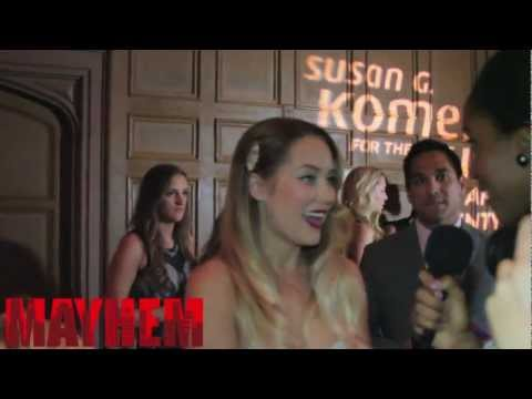 Mayhem Entertainment | Interview With Lauren Conrad