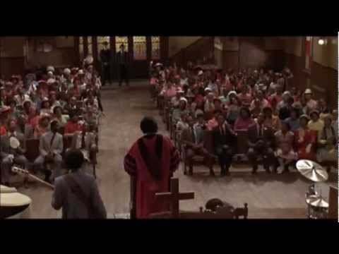 James Brown - The Blues Brothers (Church Speech)