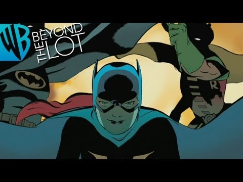 Batgirl Year One Motion Comics 9: Ashes and Blood, Pt. 2
