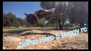 GoPro Hero 5 buggy rc