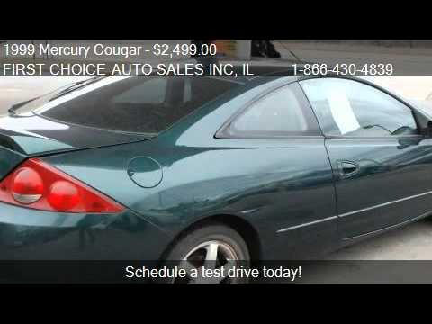 1999 Mercury Cougar V6 - for sale in MARKHAM, IL 60428