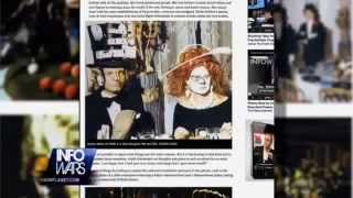STRANGE ROTHSCHILD OCCULT PARTY IMAGES EXPOSED