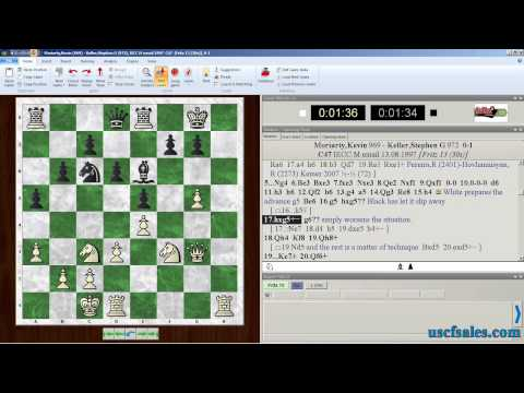 "Comparing ""Full Analysis"" to ""Blundercheck"" in Fritz 13 chess software (Fritz Tip #0032)"