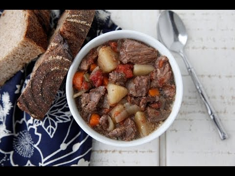 Slow Cooker Beef Stew   Easy Weeknight Dinners   Weelicious