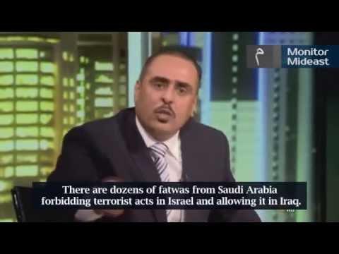Iraqi writer Abu Firas attacks Saudi Arabia & Qatar on Al Jazeera (English Subs)