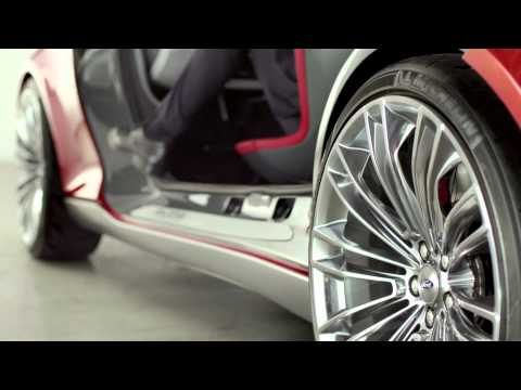 Ford Evos Concept - Brand Film