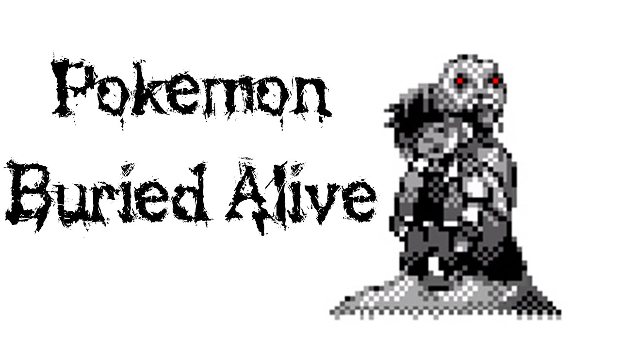 "Pokemon Buried Alive Model"" Creepypasta - YouTube"