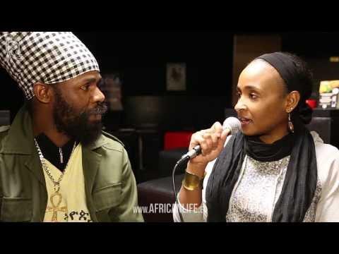 Videointerview Fitta Warri, 27.12.2013, OJ Club, Vienna