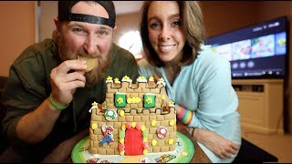 Super Mario Gingerbread Castle | Channel Update