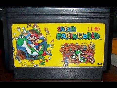 Pirate Super Mario World Review (Famicom)