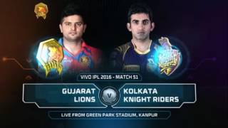 IPL 2017 KKR vs GL  Raina  77 of 23 bols  fast run 7-4-2017