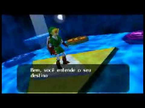 Parte emocionante do Zelda by Alberto