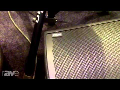 InfoComm 2013: Fulcrum Acoustics Talks About Self-Powered Speakers