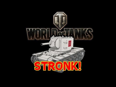 World of Tanks - Stronk!