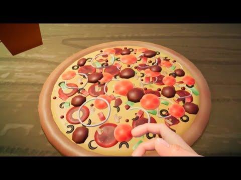 HELLO NEIGHBOR BETA 3 BAKING PIZZA