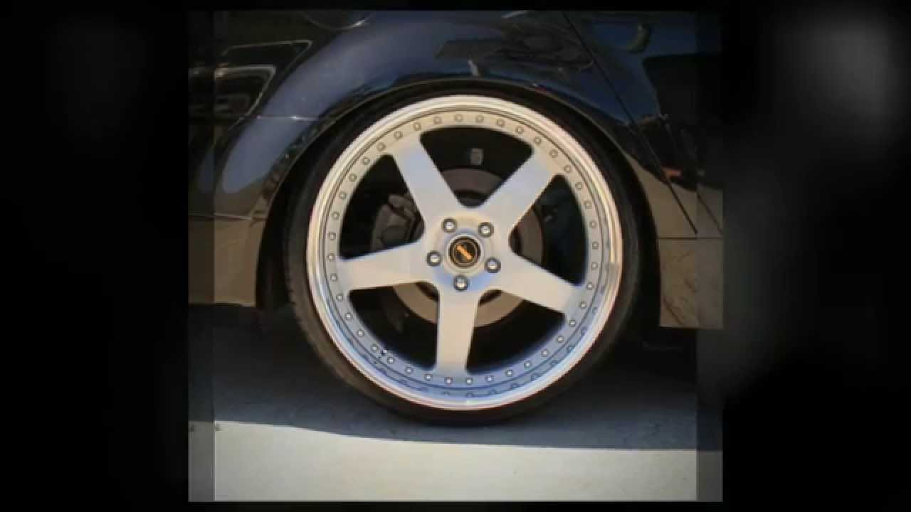 Holden Ve Clubsport With 22 Inch Custom Rims Simmons Fr