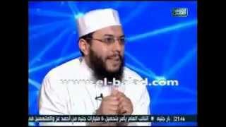 اسلام البحيرى مع محمود شعبان والنهاية التعدى بالحذاء