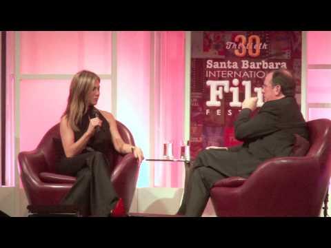 SBIFF 2015 - Jennifer Aniston Discusses Los Angeles, Sitcoms &